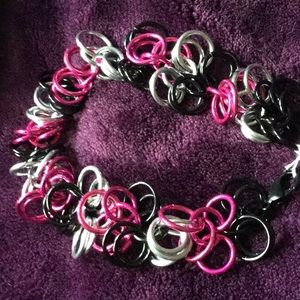 Chainmaille Shaggy Bracelet